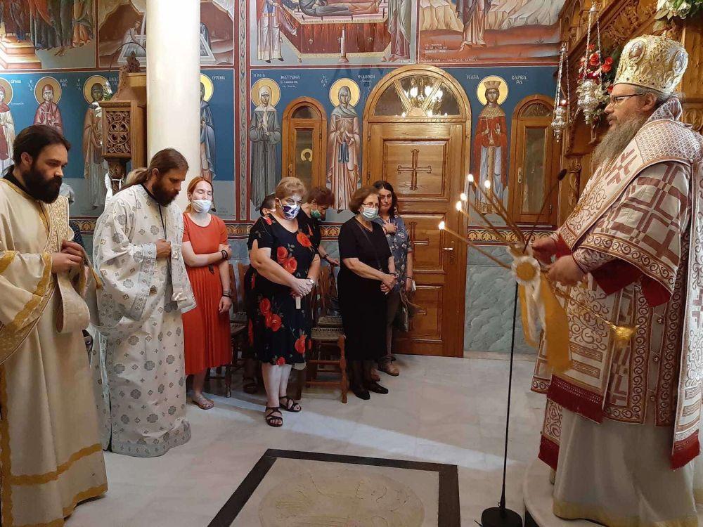 egkainia AgNektarios Nikaia 13 - Εγκαίνια Ιερού Ναού Αγίου Νεκταρίου (φωτο)