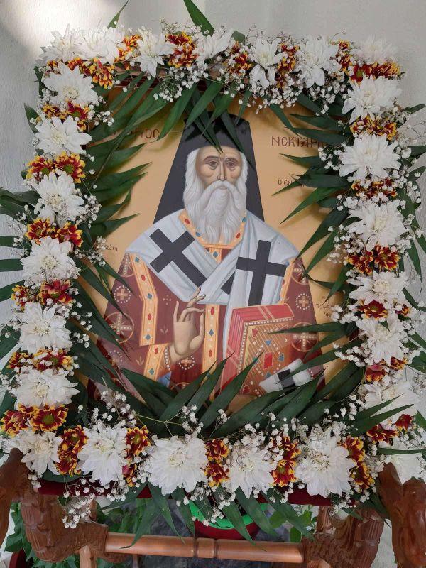 egkainia AgNektarios Nikaia 15 - Εγκαίνια Ιερού Ναού Αγίου Νεκταρίου (φωτο)