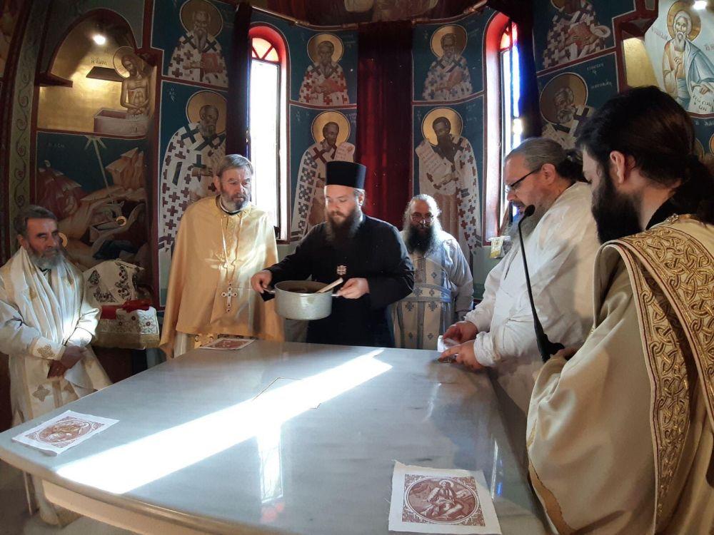 egkainia AgNektarios Nikaia 6 - Εγκαίνια Ιερού Ναού Αγίου Νεκταρίου (φωτο)