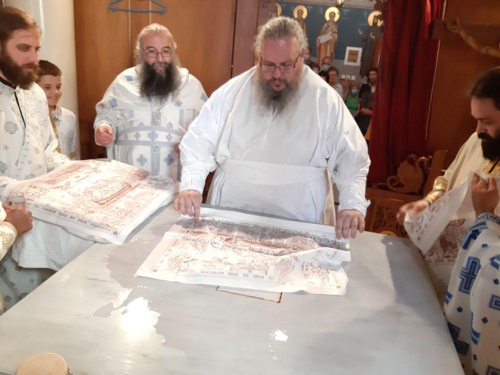 egkainia AgNektarios Nikaia 7 - Εγκαίνια Ιερού Ναού Αγίου Νεκταρίου (φωτο)