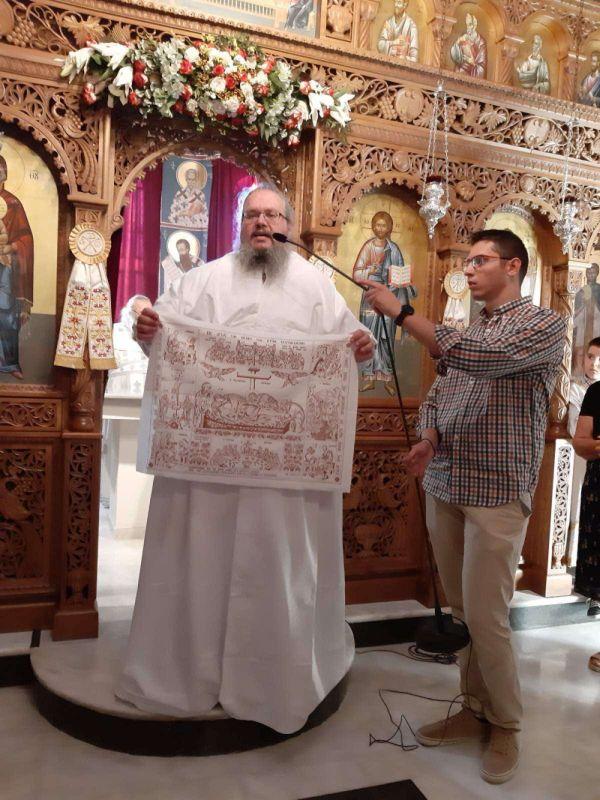 egkainia AgNektarios Nikaia 8 - Εγκαίνια Ιερού Ναού Αγίου Νεκταρίου (φωτο)