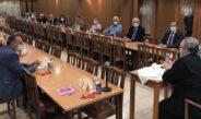 Συνεργασία Της Ιεράς Μητροπόλεως Λαρίσης Και Τυρνάβου Με Τους Τοπικούς Φορείς Για Τα 200 Χρόνια Από Την Επανάσταση Του 1821