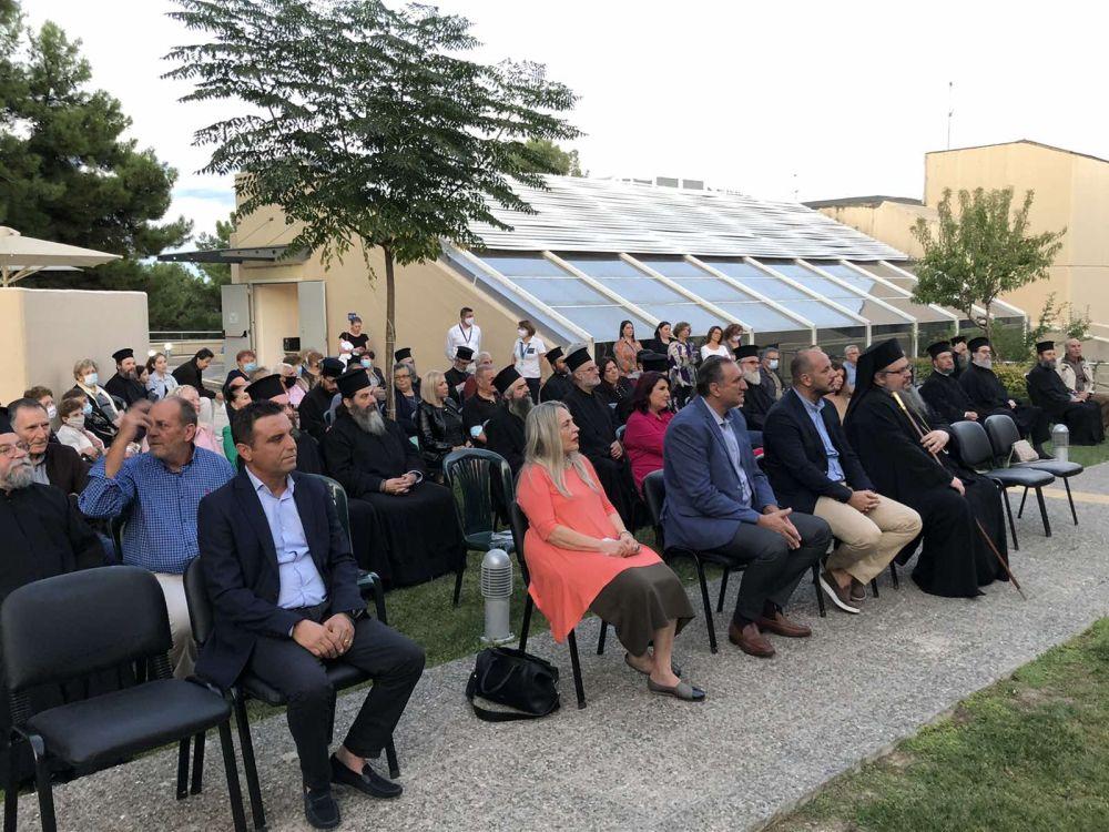 ekthesi diaxroniko panagiafaneromeni Oct20 18 - Έκθεση Εικόνων Παναγίας Φανερωμένης Τυρνάβου (φωτο)