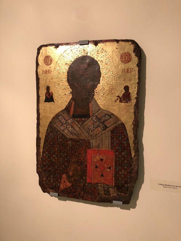 ekthesi diaxroniko panagiafaneromeni Oct20 3 - Έκθεση Εικόνων Παναγίας Φανερωμένης Τυρνάβου (φωτο)