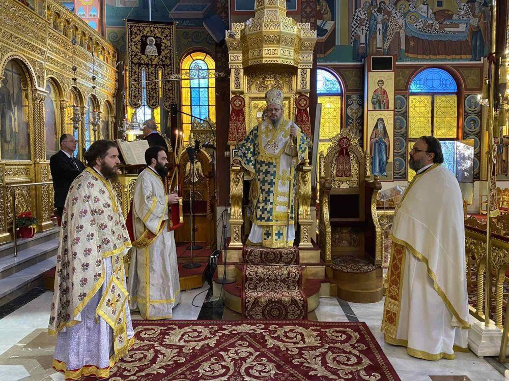 EnLarisis 2020 1 - Σύναξη των Εν Λαρίση Αγίων στον Άγιο Νικόλαο Λαρίσης