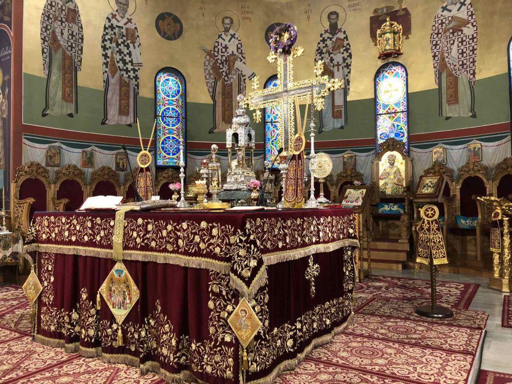 EnLarisis 2020 2 - Σύναξη των Εν Λαρίση Αγίων στον Άγιο Νικόλαο Λαρίσης