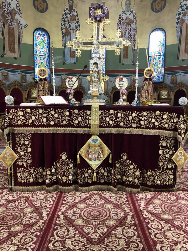EnLarisis 2020 8 - Σύναξη των Εν Λαρίση Αγίων στον Άγιο Νικόλαο Λαρίσης