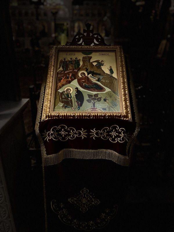 esp xristougennwn 2020 6 - «Του Κυρίου Ιησού Γεννηθέντος εκ της Αγίας Παρθένου…»