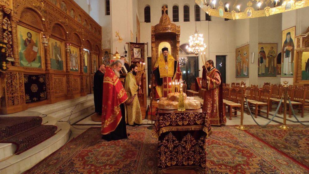esp AgGedeon 5 - Ξεκίνησαν οι εορταστικές εκδηλώσεις για την εορτή του πολιούχου του Τυρνάβου (φωτο)