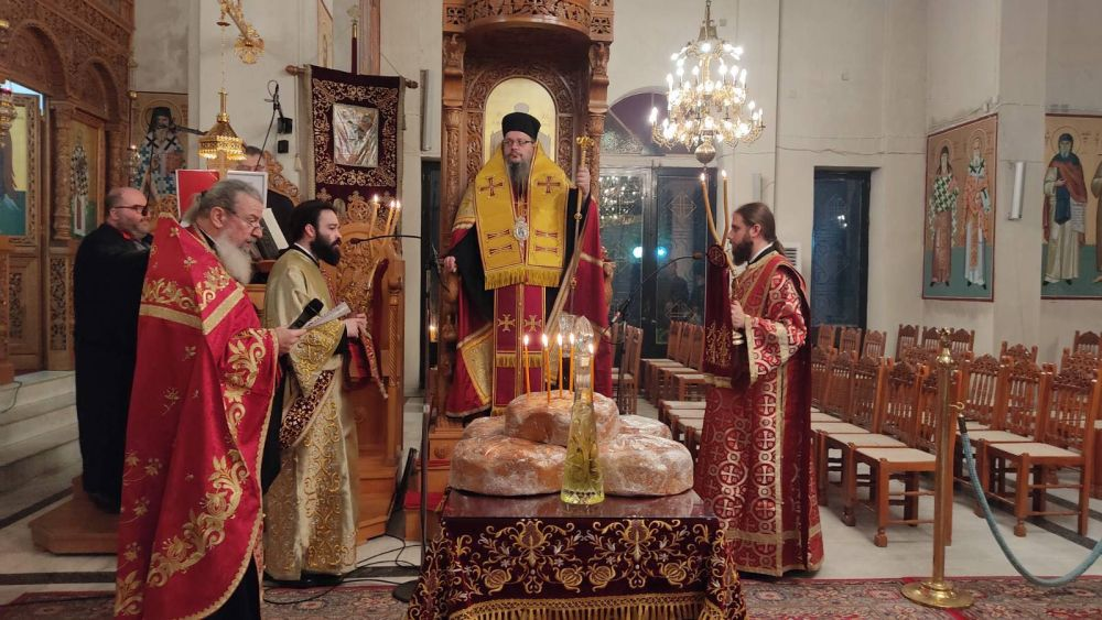 esp AgGedeon 6 - Ξεκίνησαν οι εορταστικές εκδηλώσεις για την εορτή του πολιούχου του Τυρνάβου (φωτο)