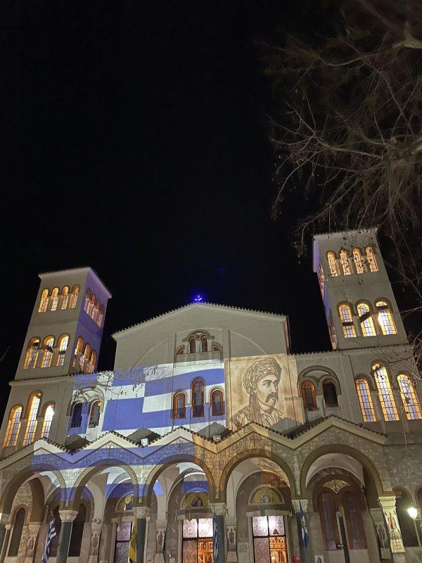 AgNikolaos 25Martiou 2021 12 - Λάρισα: Τιμή και Δόξα στους Αθάνατους Προγόνους μας