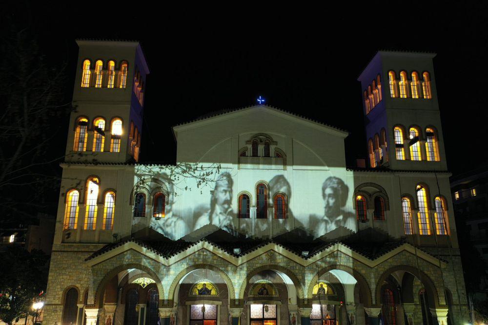 AgNikolaos 25Martiou 2021 25 - Λάρισα: Τιμή και Δόξα στους Αθάνατους Προγόνους μας