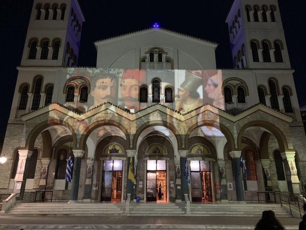 AgNikolaos 25Martiou 2021 29 - Λάρισα: Τιμή και Δόξα στους Αθάνατους Προγόνους μας