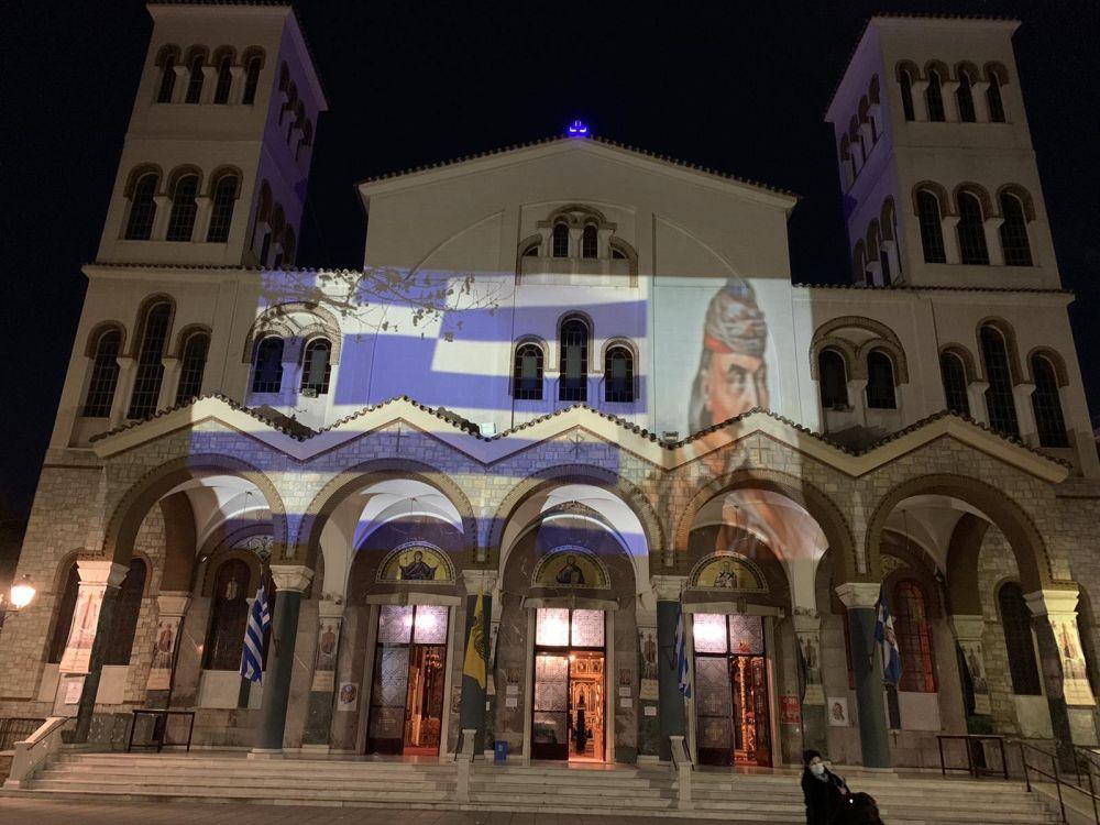 AgNikolaos 25Martiou 2021 3 - Λάρισα: Τιμή και Δόξα στους Αθάνατους Προγόνους μας