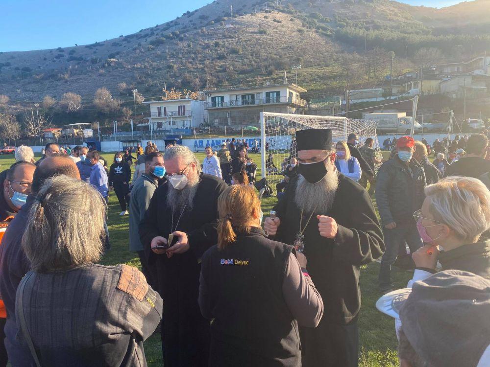 seismos damasi 2021 4 - Μεγάλες καταστροφές σε εκκλησίες (φωτο)