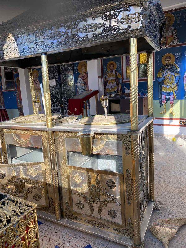 seismos koutsoxero 2021 9 - Μεγάλες καταστροφές σε εκκλησίες (φωτο)
