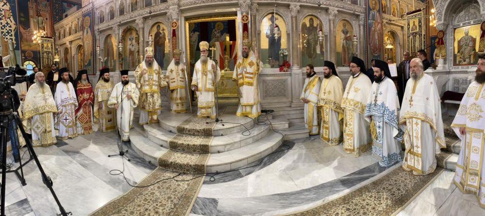 AgAxilliou 2021 25 - Με λαμπρότητα εορτάστηκε ο Άγιος Αχίλλιος, Αρχιεπίσκοπος Λαρίσης