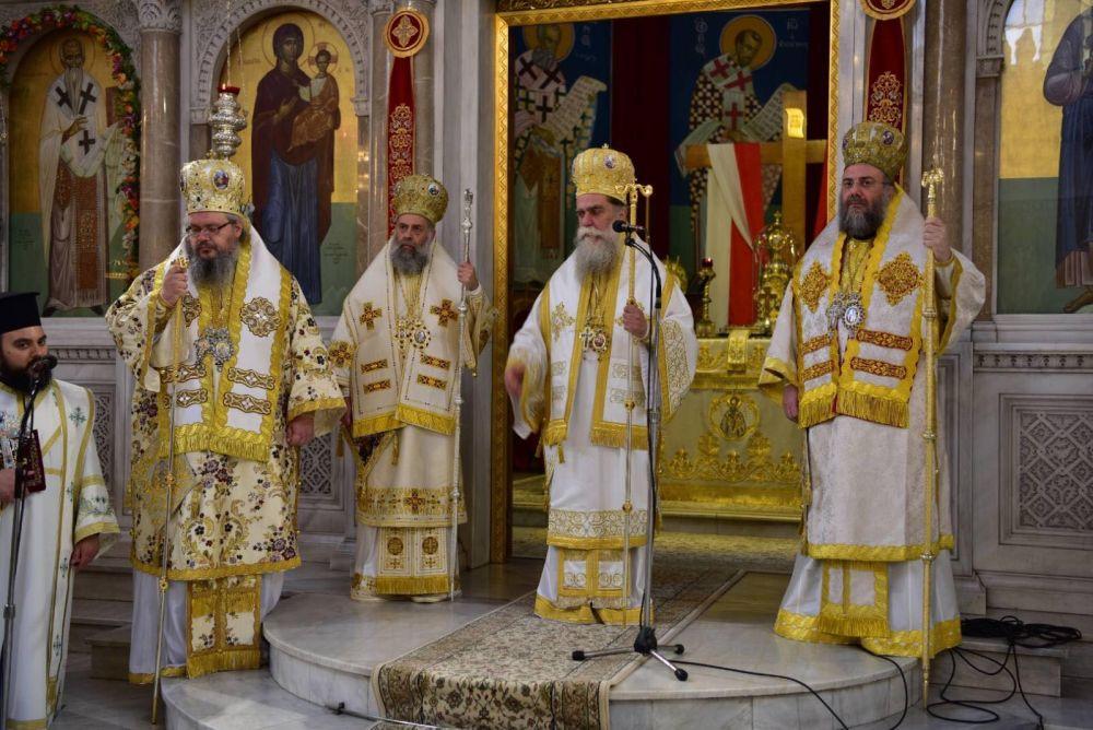 AgAxilliou 2021 26 - Με λαμπρότητα εορτάστηκε ο Άγιος Αχίλλιος, Αρχιεπίσκοπος Λαρίσης
