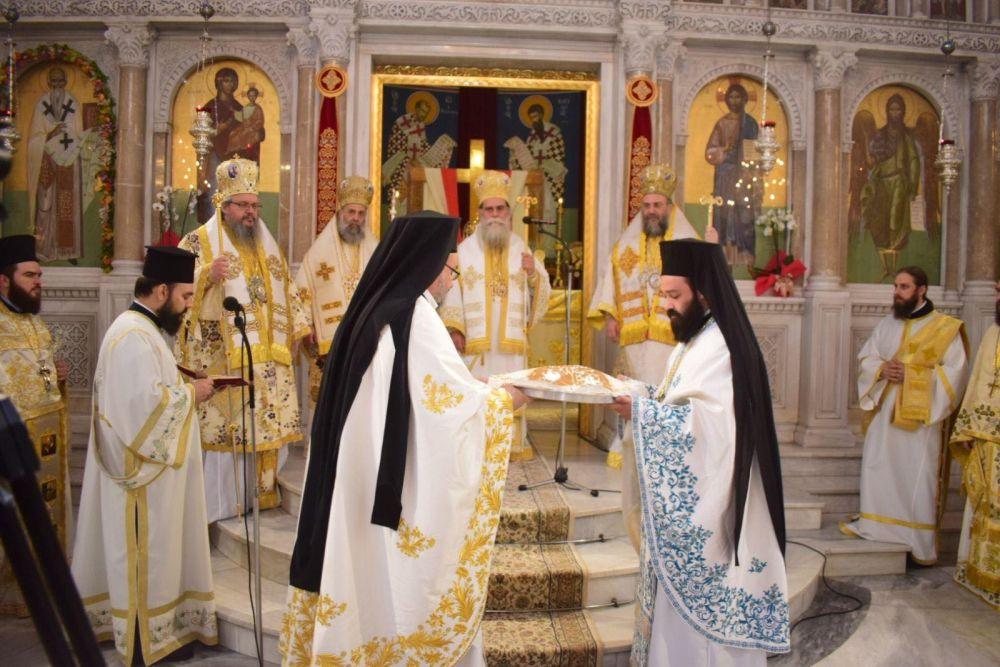 AgAxilliou 2021 27 - Με λαμπρότητα εορτάστηκε ο Άγιος Αχίλλιος, Αρχιεπίσκοπος Λαρίσης