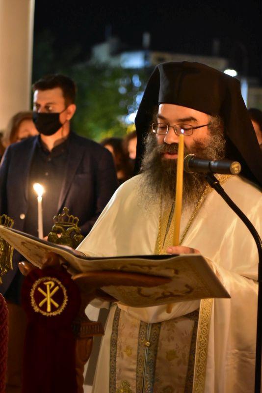 Anastasi 2021 5 1 - Η Ανάσταση στον Ι.Μ.Ν του Αγ. Αχιλλίου Λάρισας (φωτο)