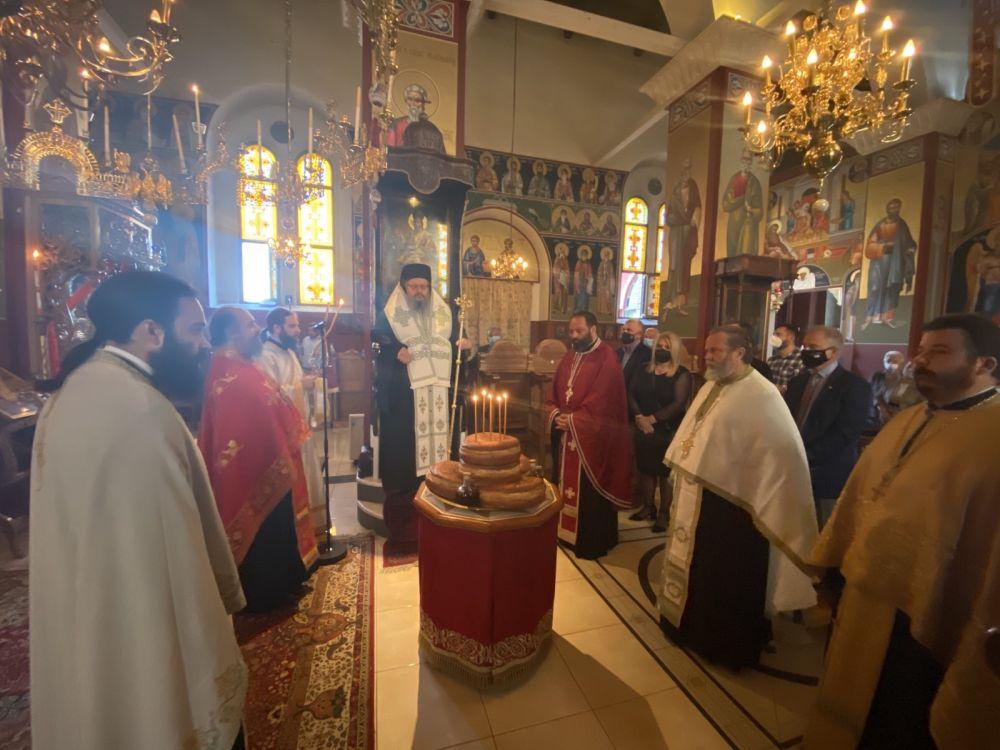 esp AgThoma 2021 3 - Εορτάστηκε ο Άγιος Απόστολος Θωμάς στο Μακρυχώρι