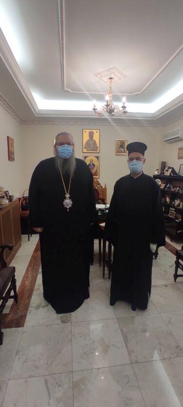 neos arx epit tirnavou 1 - Νέος Αρχιερατικός Επίτροπος Τυρνάβου