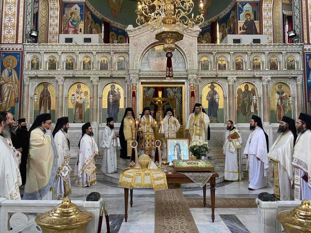 trietes mnimosino Ignatiou 10 - Το Τριετές Μνημόσυνο του Μακαριστού Μητροπολίτου Λαρίσης και Τυρνάβου