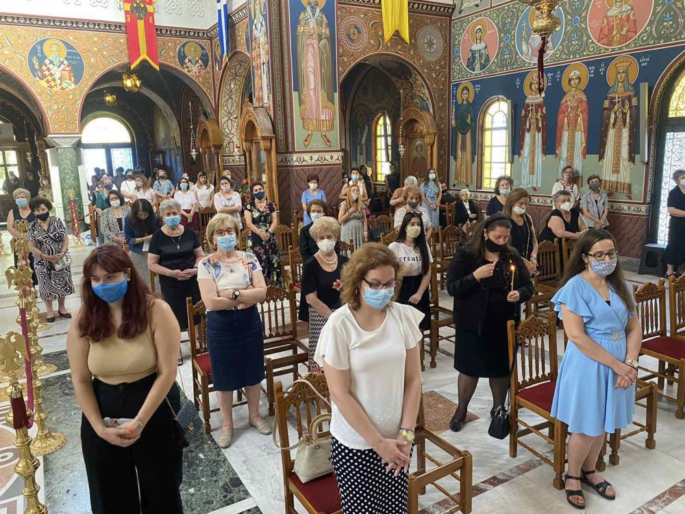 trietes mnimosino Ignatiou 12 - Το Τριετές Μνημόσυνο του Μακαριστού Μητροπολίτου Λαρίσης και Τυρνάβου