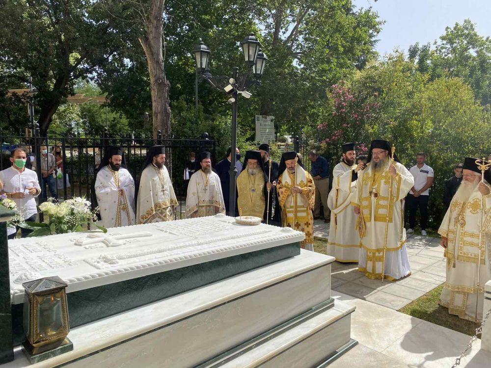 trietes mnimosino Ignatiou 16 - Το Τριετές Μνημόσυνο του Μακαριστού Μητροπολίτου Λαρίσης και Τυρνάβου
