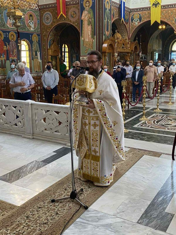 trietes mnimosino Ignatiou 8 - Το Τριετές Μνημόσυνο του Μακαριστού Μητροπολίτου Λαρίσης και Τυρνάβου