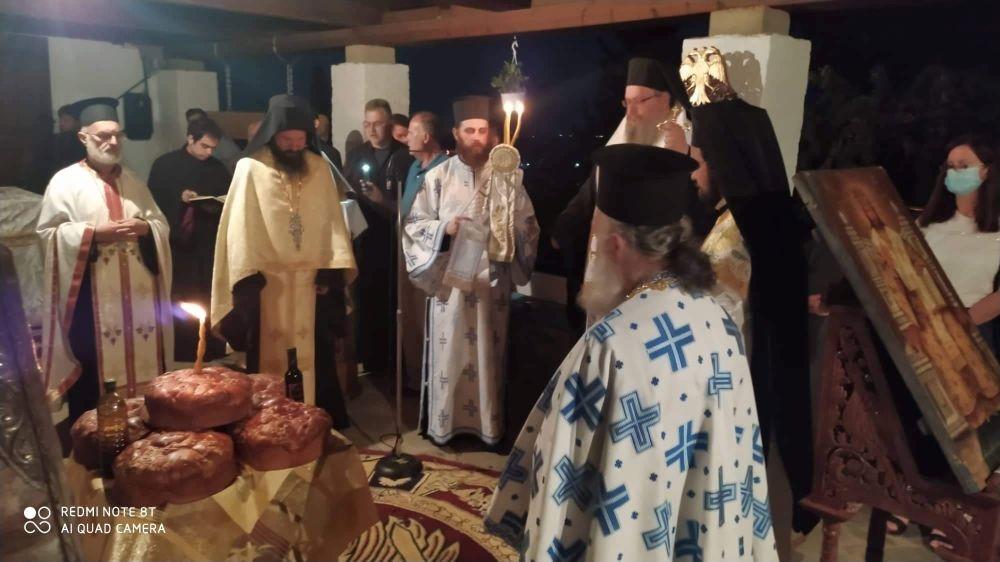 esp ProfIlia Tirnavos 4 - Στην Ι.Μ του Προφήτου Ηλιού Τυρνάβου ο Σεβασμιώτατος.