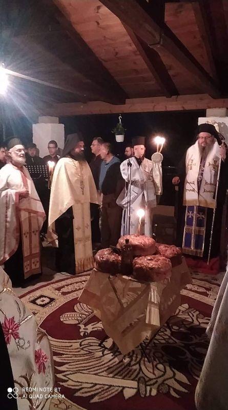 esp ProfIlia Tirnavos 5 - Στην Ι.Μ του Προφήτου Ηλιού Τυρνάβου ο Σεβασμιώτατος.