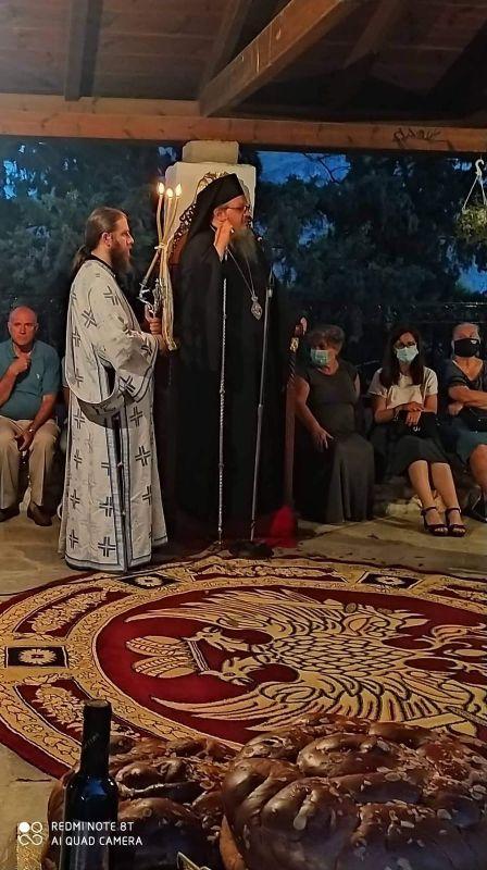esp ProfIlia Tirnavos 7 - Στην Ι.Μ του Προφήτου Ηλιού Τυρνάβου ο Σεβασμιώτατος.