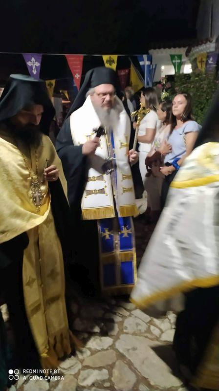 esp ProfIlia Tirnavos 8 - Στην Ι.Μ του Προφήτου Ηλιού Τυρνάβου ο Σεβασμιώτατος.