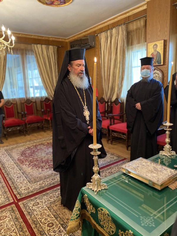 diavevaiosi mpletsas 1 - Η Διαβεβαίωση του Νέου Ιεροκήρυκος της Μητροπόλεως
